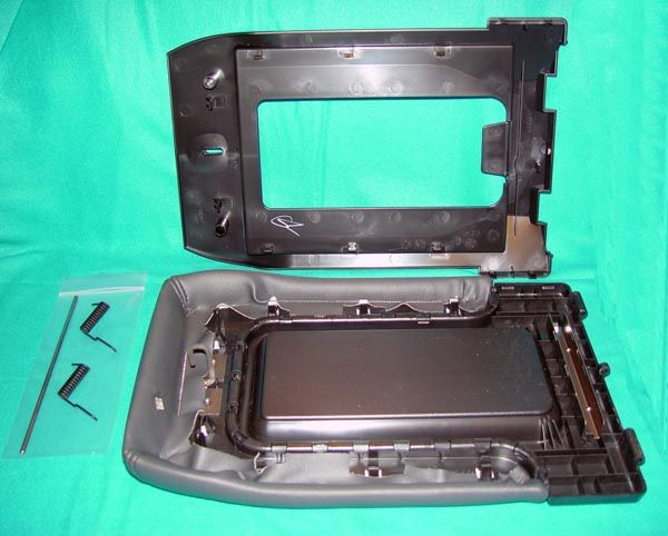 Chevy GMC Truck Silverado Sierra Tahoe Center Console Lid Kit New